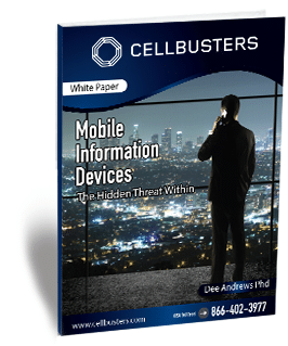 Cellbusters Cell Phone Detector 3d Cover