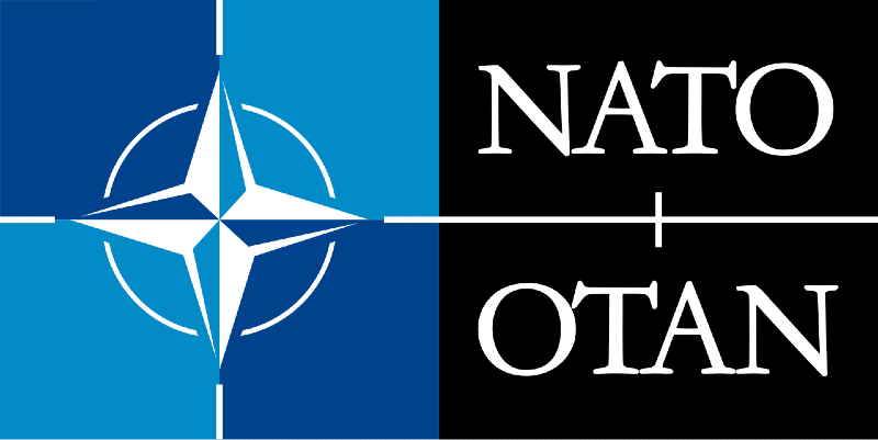 NATO OTAN landscape logo full size