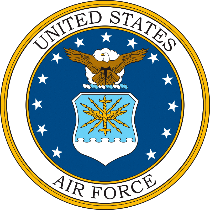 United States Air Force full size